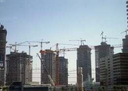 Stöckle zu Besuch in Dubai