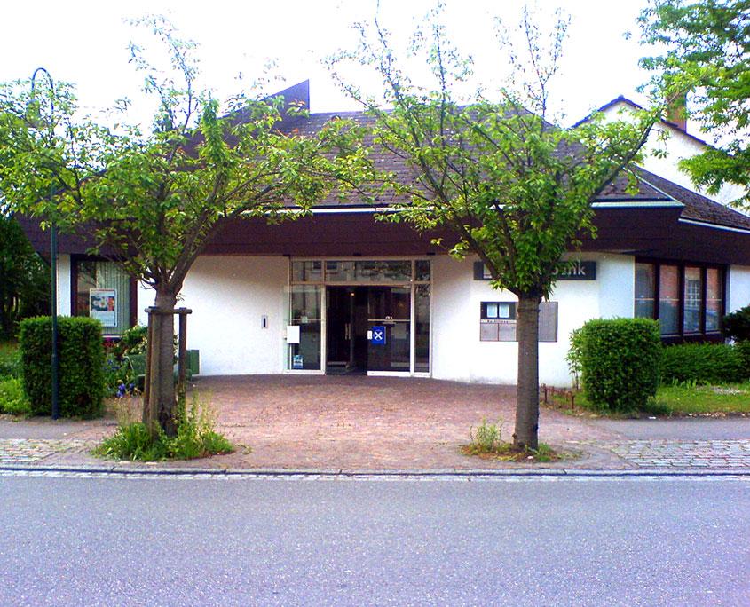 Neubau Volksbank Bempflingen