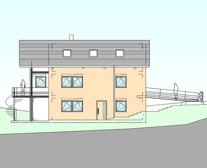Neubau Einfamilienhaus Kohlberg