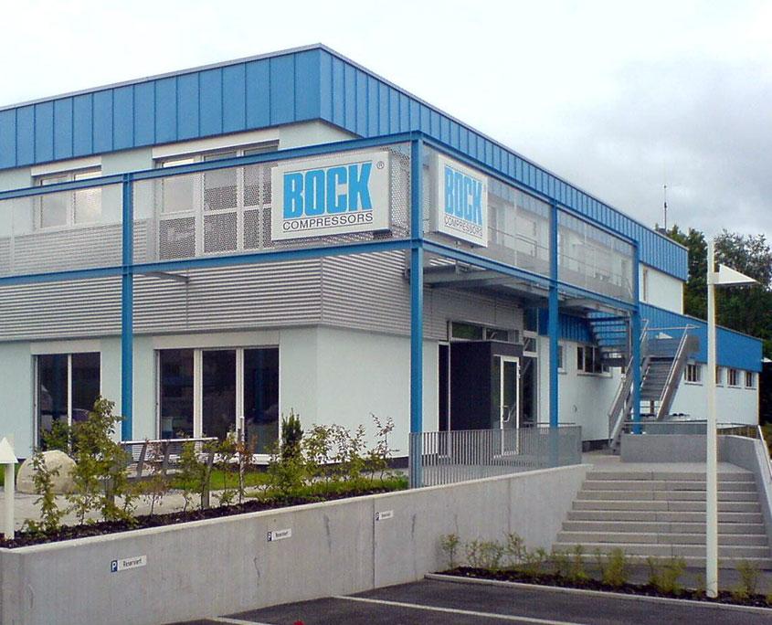 Verwaltungsgebäude Frickenhausen