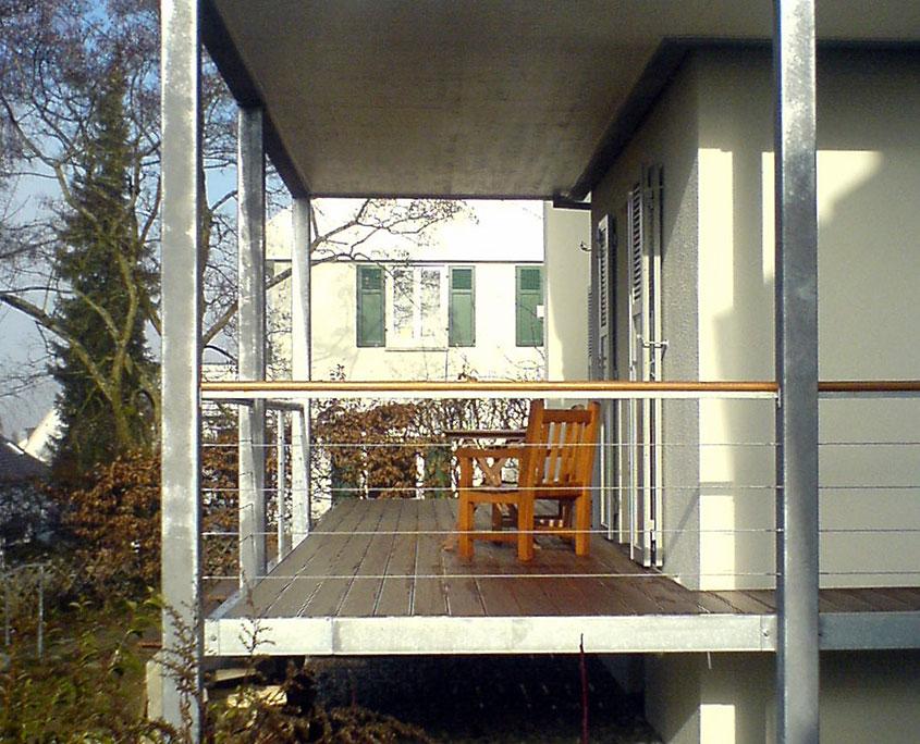 Umbau Einfamilienhaus Nürtingen