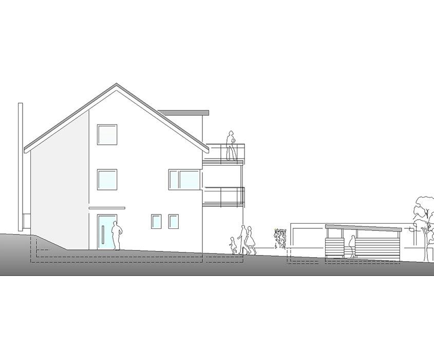 Neubau Mehrfamilienhaus Nürtingen