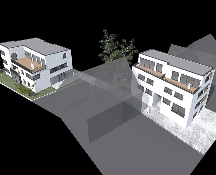 Neubau Mehrfamilienhaus Zizishausen