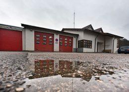 Feuerwehrgerätehaus Holzmaden