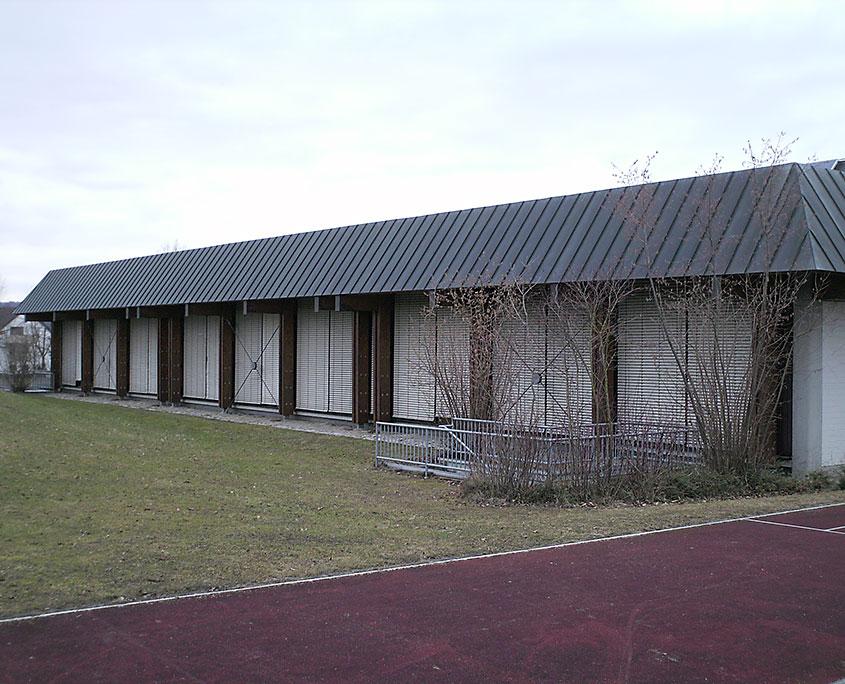Sanierung Sporthalle Frickenhausen