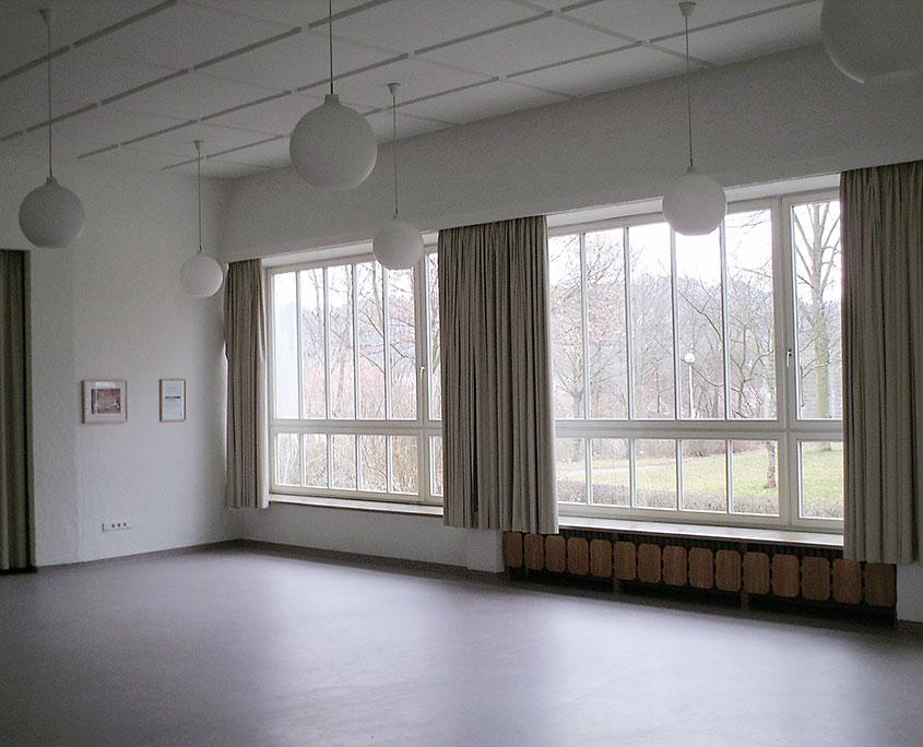 Sanierung Kindergarten Frickenhausen