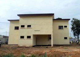 Polizeistation Kongo
