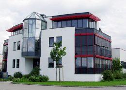 Neubau Verwaltungsgebäude Frickenhausen
