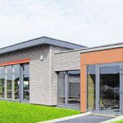 Gebäudeansicht Flow-Fitness Assamstadt
