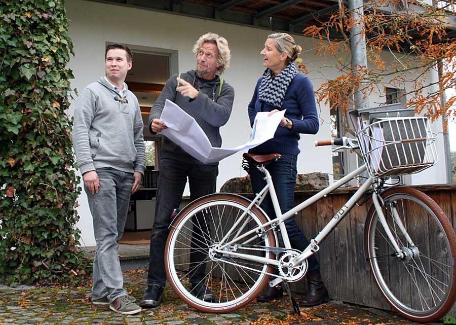 Teambild Marc Stöckle Architekten und Planer